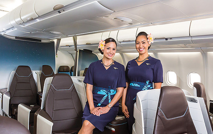 Hawaiian Airlines review