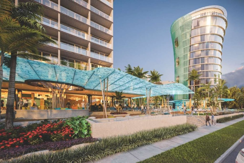 Riley, Cairns accommodation deal