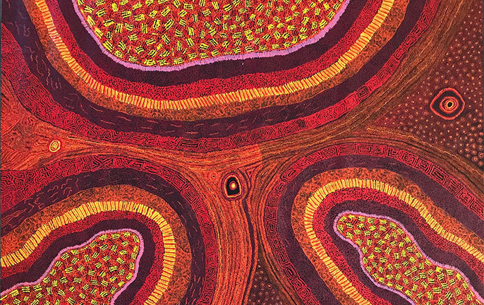 Wentworth Galleries Aboriginal Art