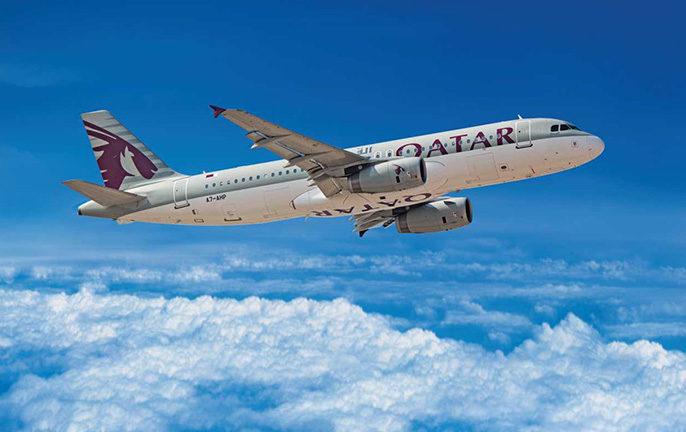 Qatar flights to Europe