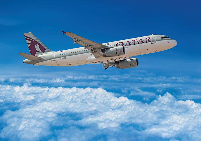 Qatar flights to Europe