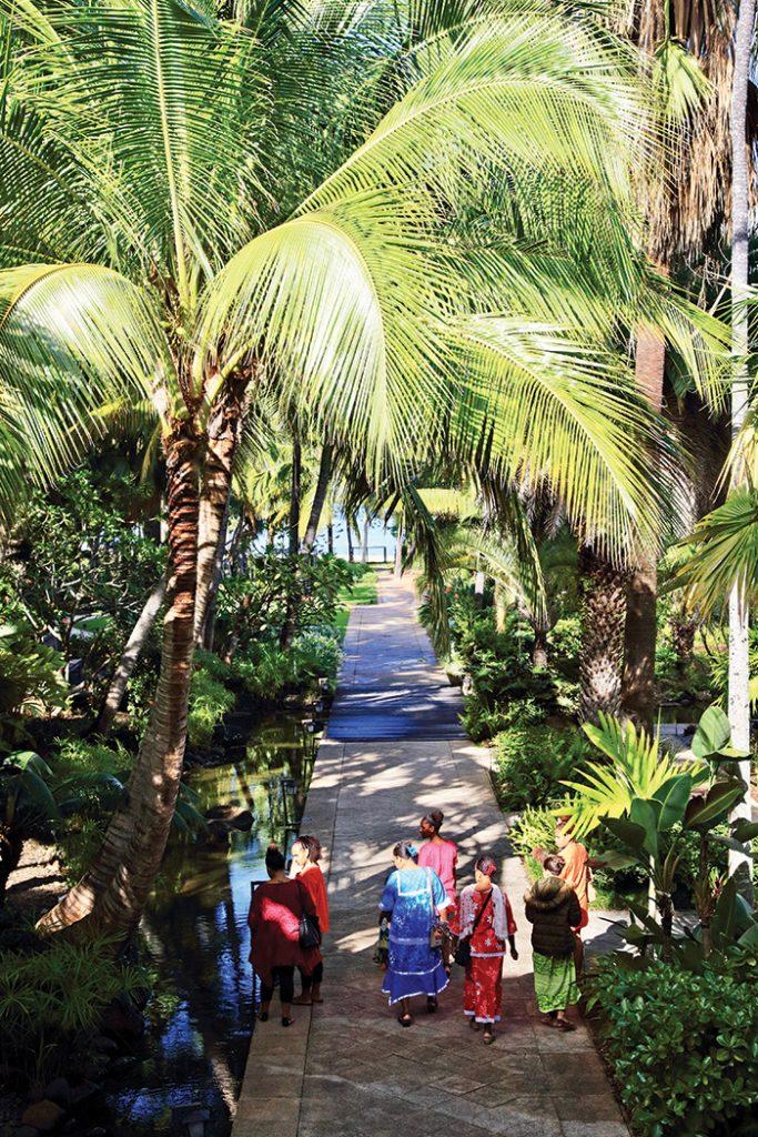 New Caledonia: Le-Méridien-Nouméa. Image: VIA - NCTPS