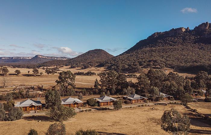 Emirates One&Only Wolgan Valley Resort. Image: ©2018, Kerzner
