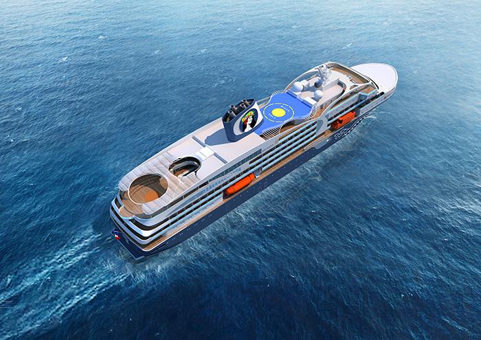 Aranui unveils new leisure cruise