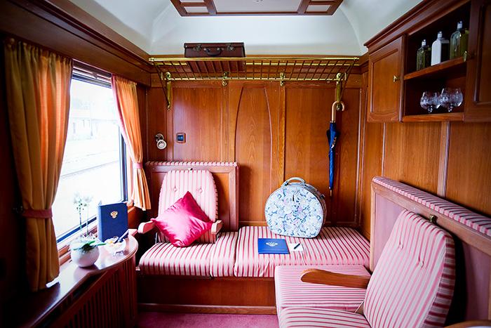 Uniworld partners with Golden Eagle Luxury Trains