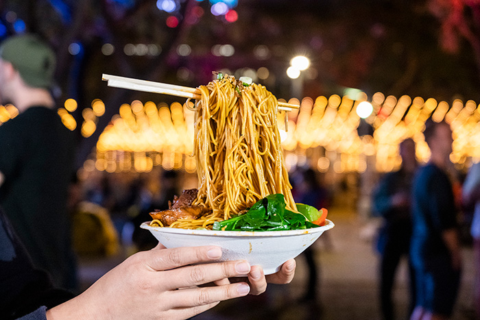 Canberra Night Noodle Markets