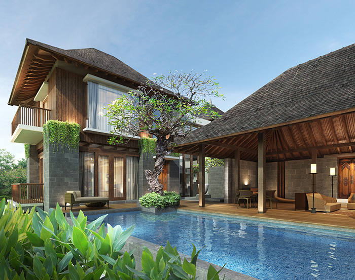 Apurva Kempinski, Bali