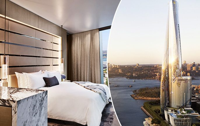 Crown Towers Sydney, Barangaroo
