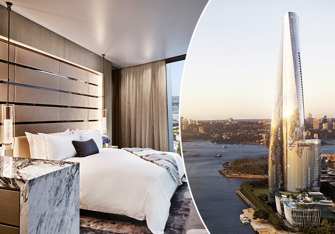 Crown Towers Sydney, Barangaroo