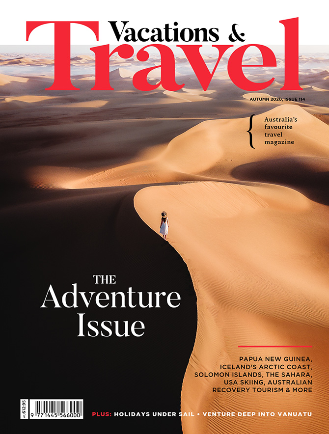 Vacations & Travel Autumn 2020 Adventure Issue