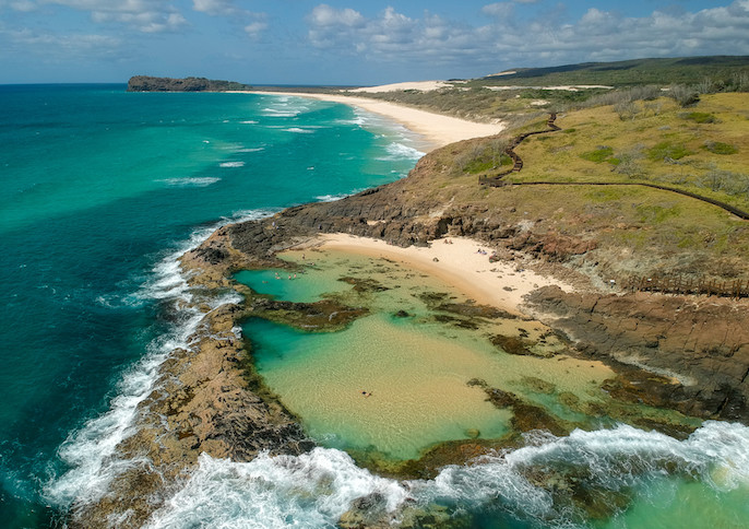 Virtual Travel around Australia