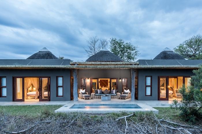 Bush Lodge Sabi Sabi Private Game Reserve African Safari vacation