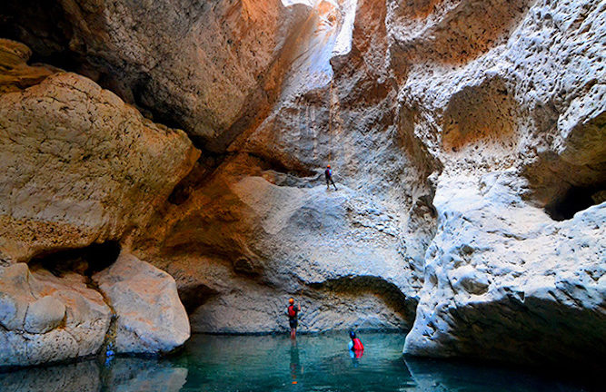 Oman: the perfect place for adventure travel