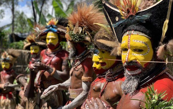 Papua New Guinea Highlands