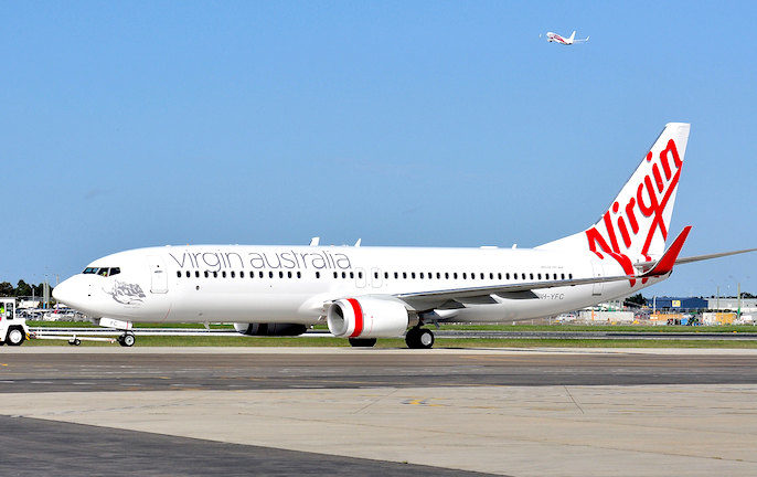 Virgin Australia goes into voluntary administration