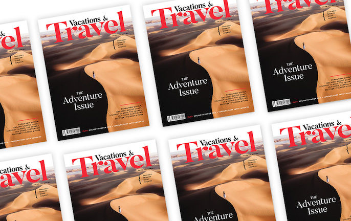 Vacations & Travel Autumn 2020: The Adventure Issue