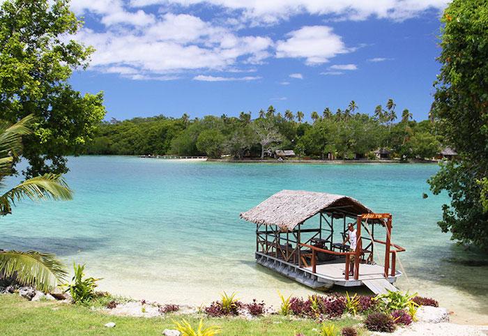 Vanuatu road trip Espiritu Santo