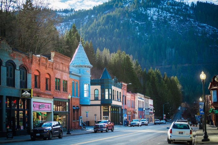 Great American West: Idaho travel