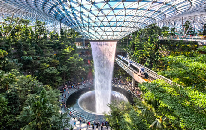 World's Best Airport: Changi Airport Singapore