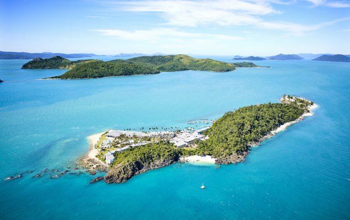 Daydream Island Resort. Great Barrier Reef holiday