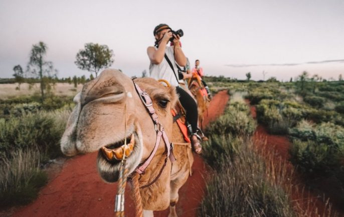 Image by Jackson Groves. Supplied by Tourism NT.
