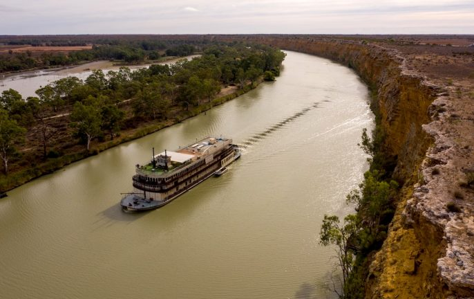Murray River weekend cruise holiday