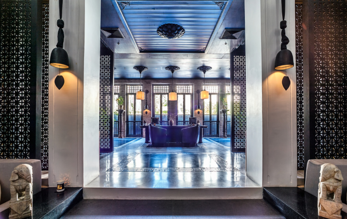 The Opium Spa, The Siam Hotel, luxury spas in Bangkok
