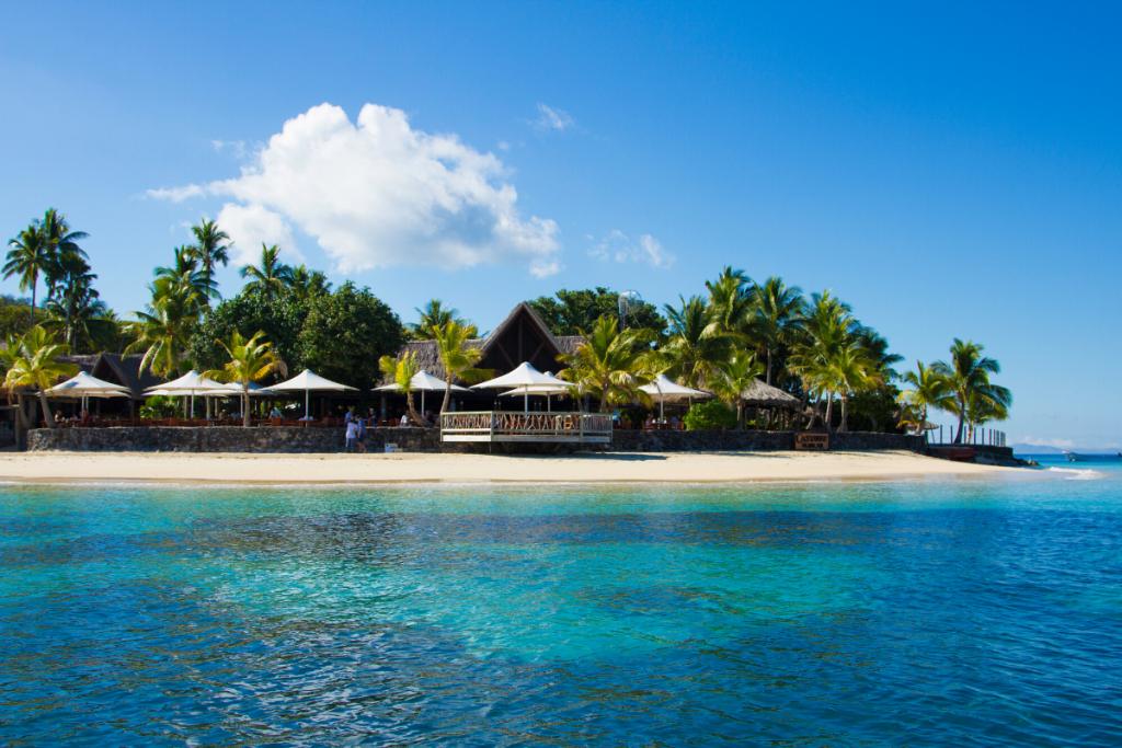 Fiji Bula Bubble: post-pandemic travel