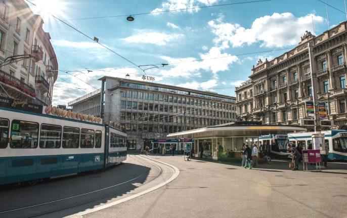 Switzerland Summer: Zurich