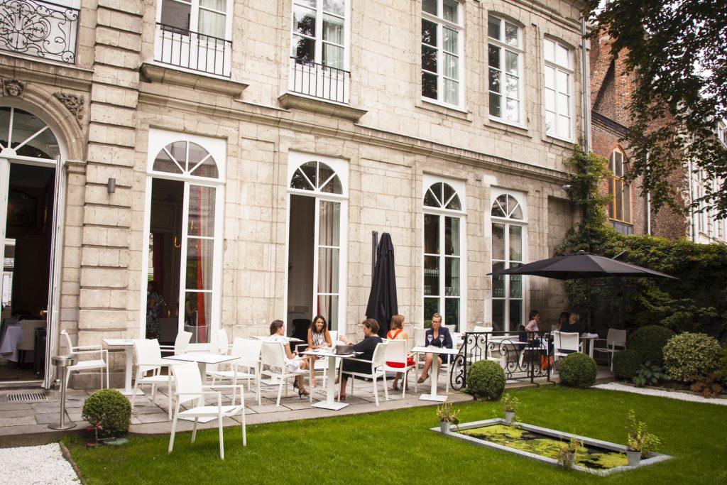 Hauts-de-France accomodation: Hotel Clarance