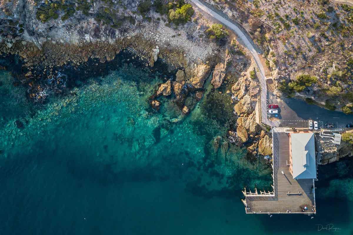 Sapphire Coast Tathra headland. Image: David Rogers