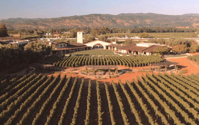World's Best Vineyards: Robert Mondavi Winery, USA | Image: World's Best Vineyards