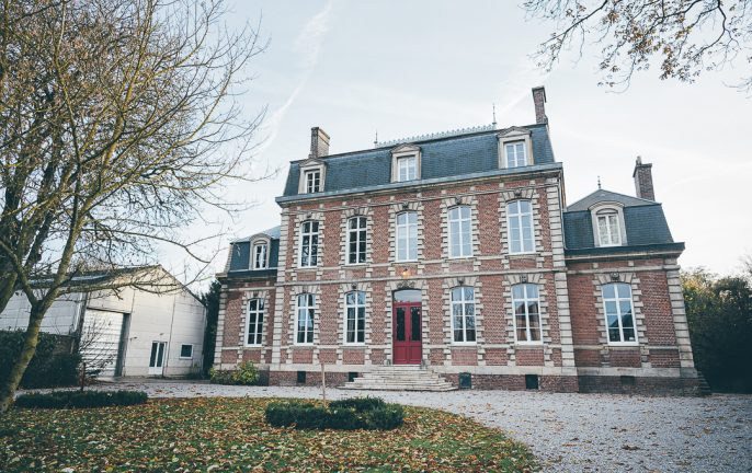Hauts-de-France accomodation: Villa Varentia
