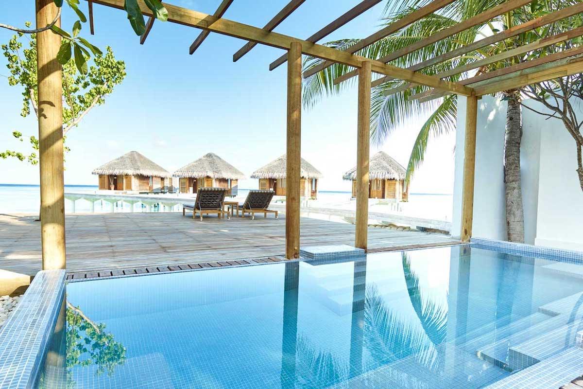 Maldives Image: LUX* South Ari Atoll