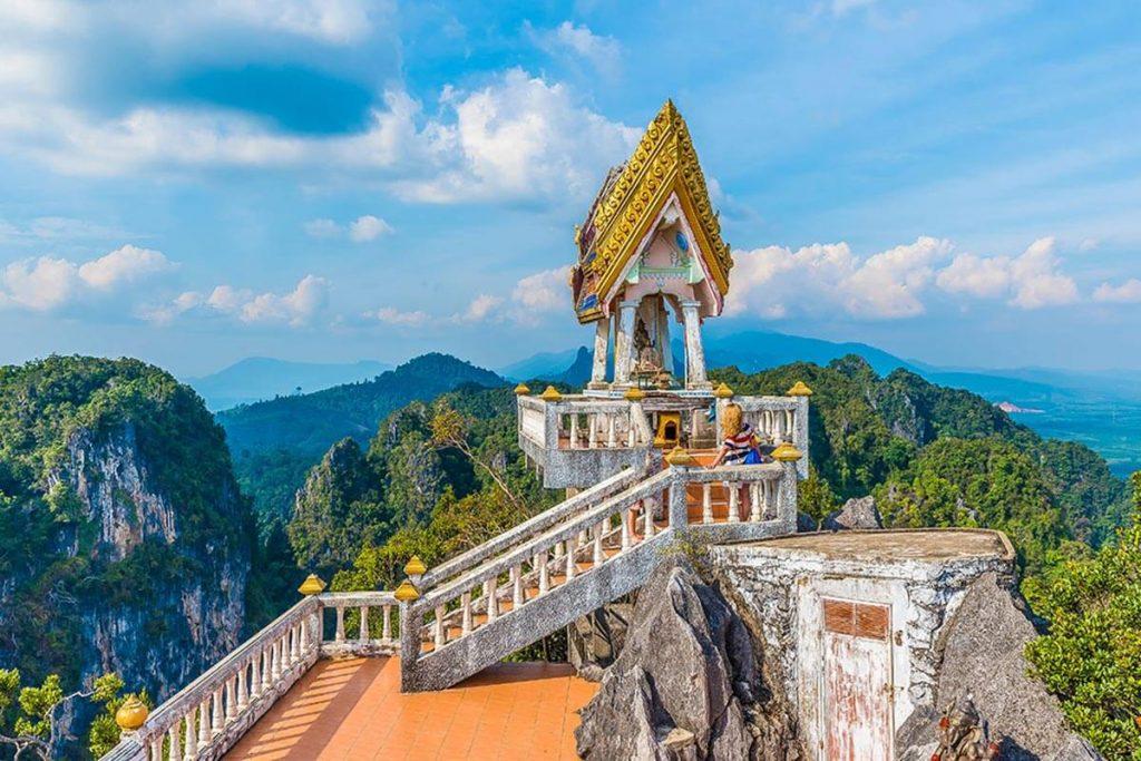 Island hopping on Thailand's Andaman Coast: Phi Phi IslandTiger Temple Krabi