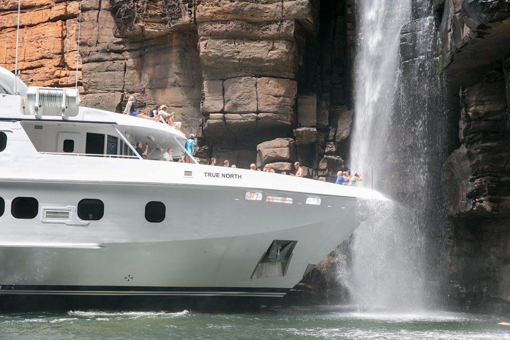 True North Cruises in the Kimberly region