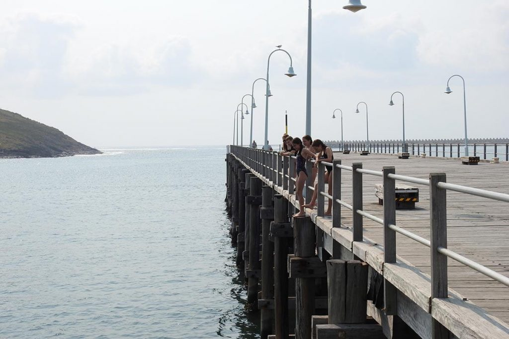 The Jetty at Coffs Harbour