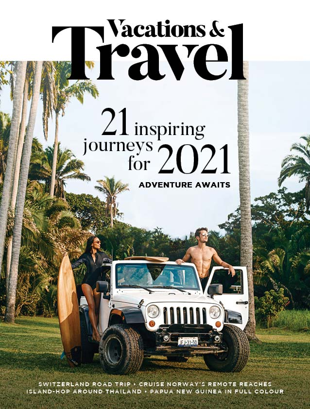 21 Inspiring Journeys For 2021