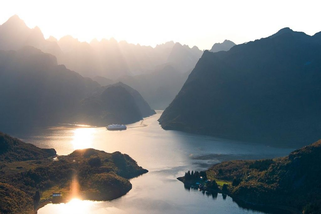 The spectacular natural drama of Norway's fjords