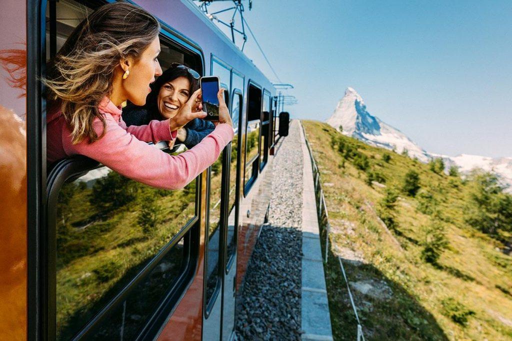 Zermatt, Gornergratbahn