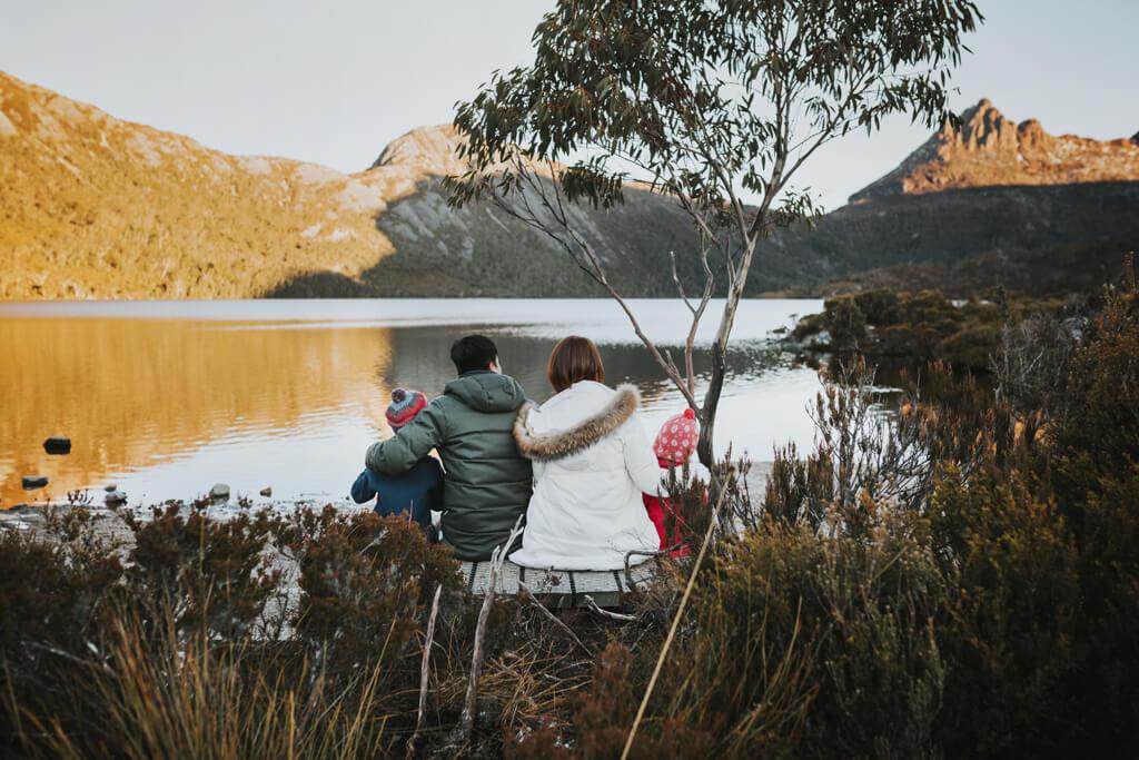Travel Tasmania: Cradle Mountain-Lake St Clair National Park
