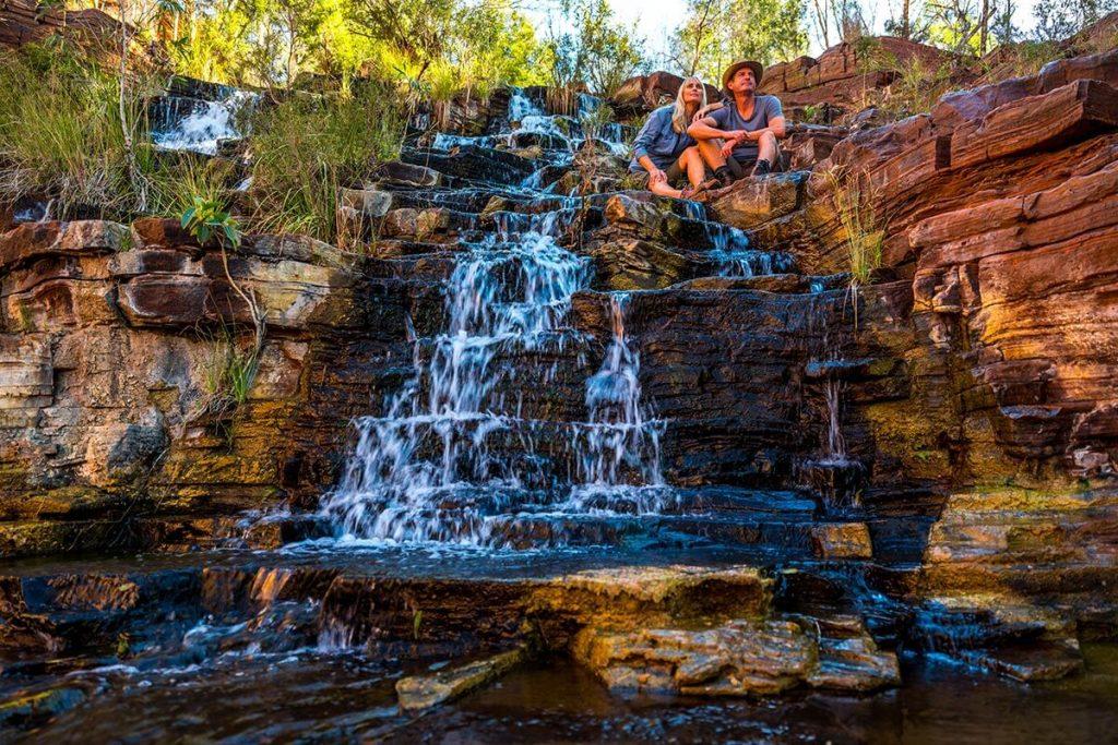 Tour the Kimberley and see the falls Karijini