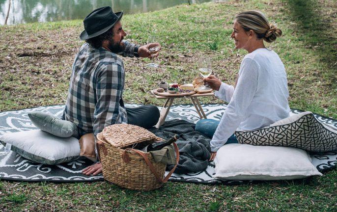 Windows Estate picnic experience