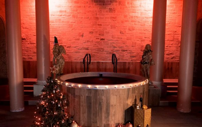 mulled wine day spa