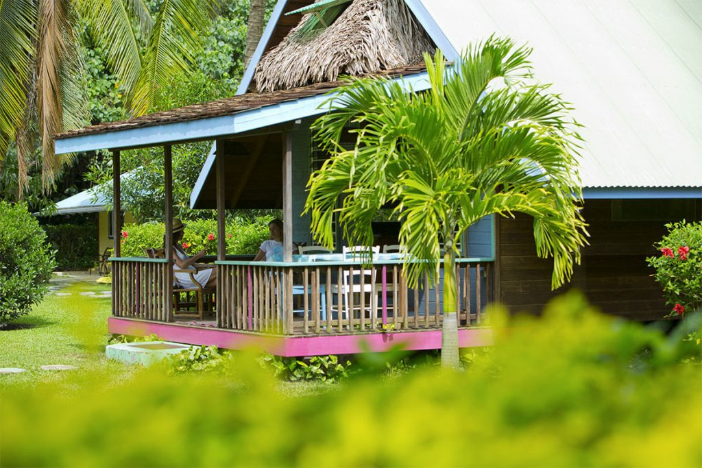 Stay like a local with a home stay in Tahiti