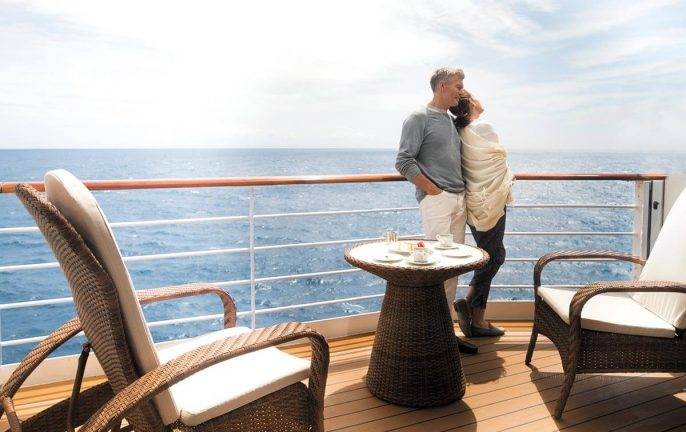 Concierge Suite onboard Seven Seas Explorer