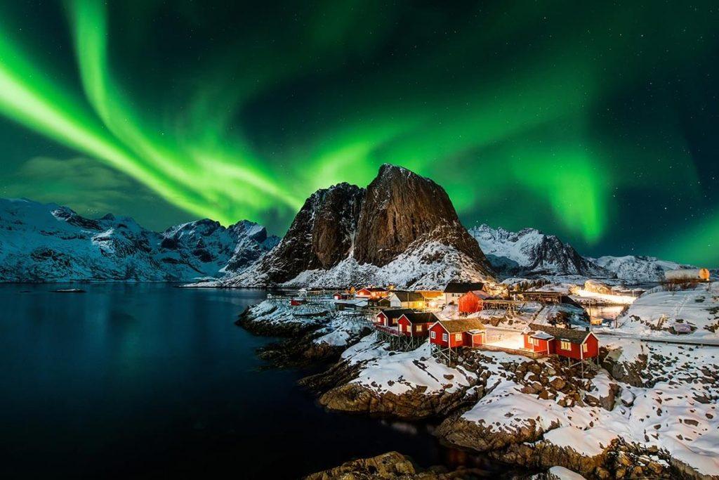 Hamnoy, Norway Norge