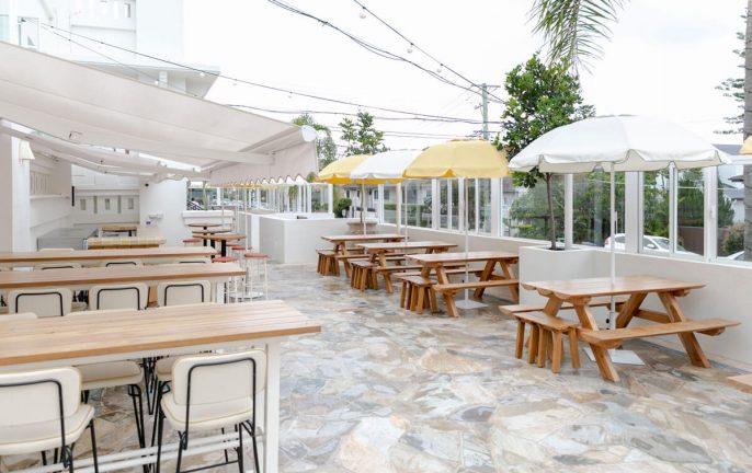 Harbord Hotel Terrace