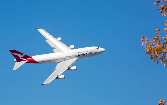 Qantas ranked the safest airline