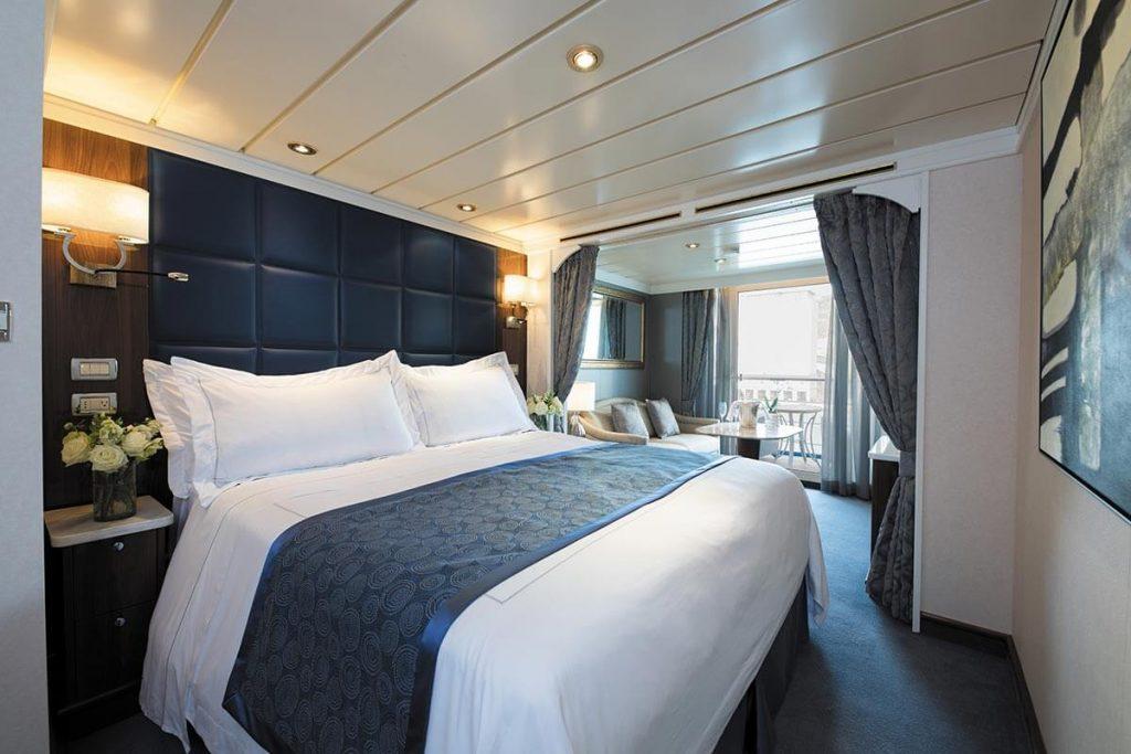 Seven Seas Mariner Deluxe Veranda Suite